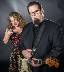 Rae Gordon and Big Monti