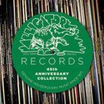 Alligator Records 45 Anniversary CD cover
