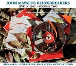john mayall cd cover